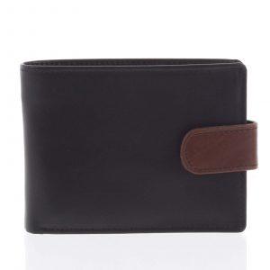 Kožená černá pánská peněženka – Tomas 99VT černá