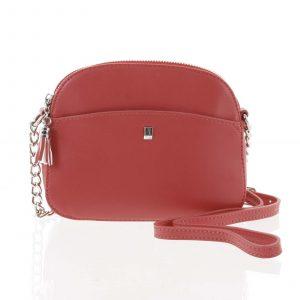 Dámská tmavě růžová crossbody mini kabelka – David Jones Shirley růžová