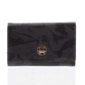 Dámská peněženka kožená olivová – Rovicky 76112 zelená