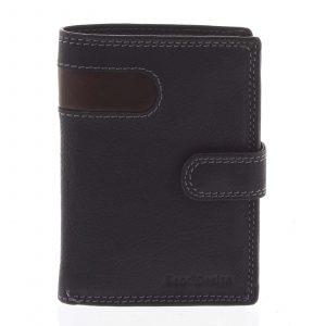 Pánská kožená peněženka černá – SendiDesign Elam černá