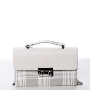 Dámská originální kabelka psaníčko bílá – Michelle Moon Dreamless bílá