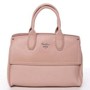 Dámská kabelka do ruky růžová – David Jones Alens růžová