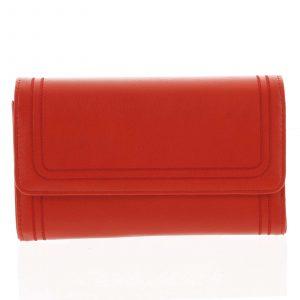 Dámská kabelka přes rameno červená – Michelle Moon Downz červená