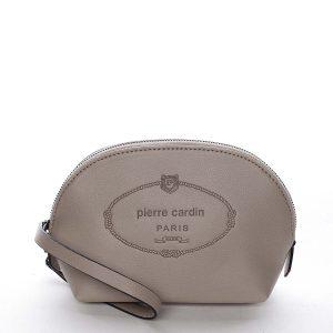 Dámské psaníčko kabelka tmavě béžové – Pierre Cardin Balbina béžová
