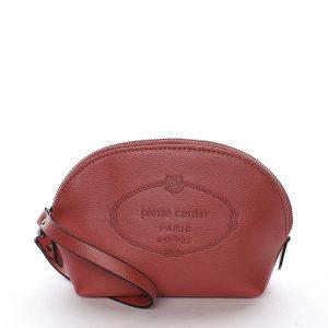 Dámské psaníčko kabelka červené – Pierre Cardin Balbina červená