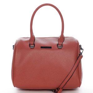 Dámská kabelka do ruky červená – Pierre Cardin Ketura červená