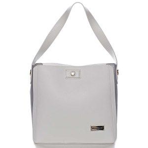 Dámská kabelka přes rameno bílá – Pierre Cardin Celma bílá