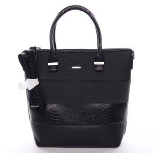 Dámská kabelka černá – David Jones Geeta černá