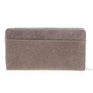 Dámská kožená peněženka taupe – Tomas Imvilophu taupe