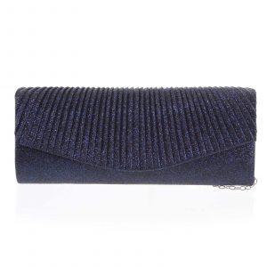 Dámské psaníčko tmavě modré – Michelle Moon Prosper modrá