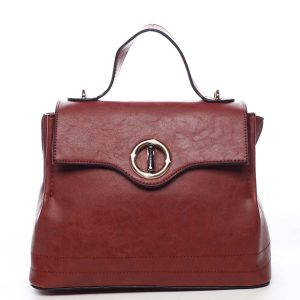 Dámská kabelka červená – Maria C Broken červená