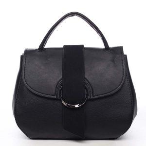 Jedinečná dámská kabelka do ruky černá – Maria C Laurel černá