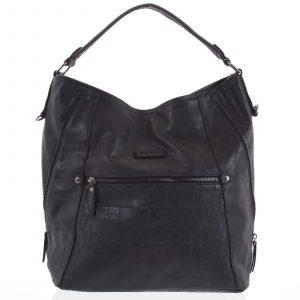 Dámská kabelka do ruky černá – Enrico Benetti Elaine černá