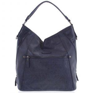 Dámská kabelka do ruky navy – Enrico Benetti Elaine modrá