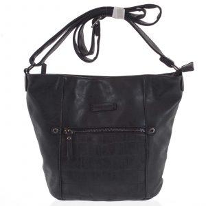 Dámská crossbody kabelka černá – Enrico Benetti Eleanor černá