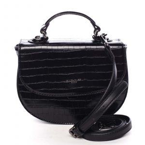 Dámská kabelka do ruky černá – David Jones Cosette černá