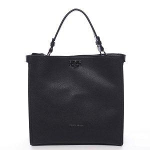 Dámská kabelka černá – Pierre Cardin Gynett černá