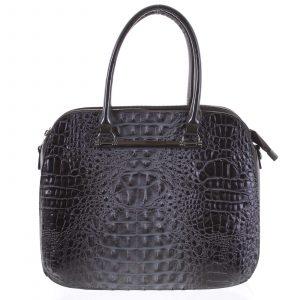 Dámská kabelka do ruky tmavě šedá – Dudlin Lexi šedá
