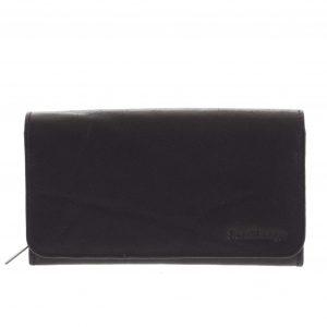 Dámská kožená peněženka černá – SendiDesign Really černá