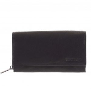 Dámská kožená peněženka černá – SendiDesign Zimbie černá