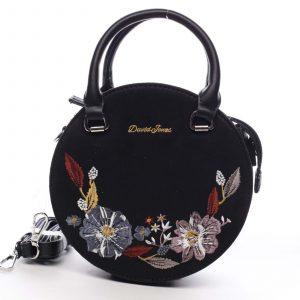Dámská kabelka do ruky černá – David Jones Foundie černá