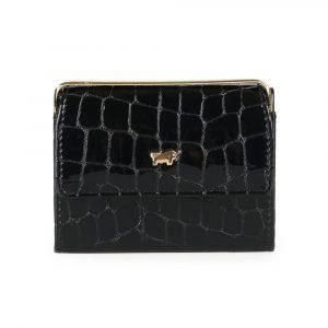 Braun Büffel Dámská kožená peněženka Verona 40200-320 – černá