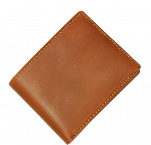 Pánská černá peněženka OB-8383 Marrone/NE