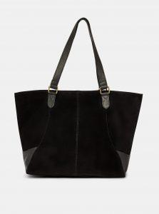 Černá semišová kabelka Dorothy Perkins