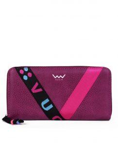 Vuch fialová peněženka Robin