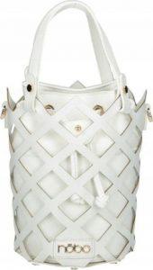 NOBO bílá shopper kabelka (NBAG-G3010-C000) Velikost: univerzální