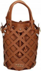 NOBO hnědá shopper kabelka (NBAG-G3010-C000) Velikost: univerzální