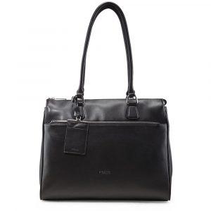 Picard Dámská kožená shopper kabelka Maggie 9557 – černá