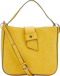 s.Oliver Dámská kabelka 38.899.94.5818.1503 Golden yellow