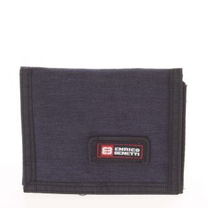 Peněženka látková tmavě modrá – Enrico Benetti 4500 modrá