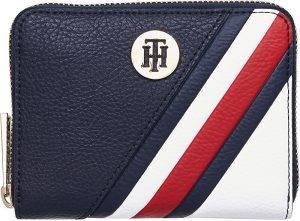Tommy Hilfiger Dámská peněženka Th Core Compact Za Wallet Corporate