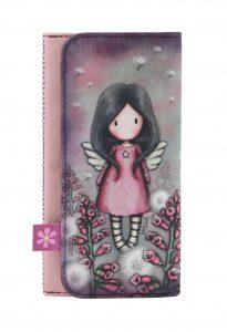 Santoro velká peněženka Gorjuss Little Wings