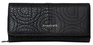 Desigual Dámská peněženka Mone Minuet Maria Negro 20SAYP08 2000