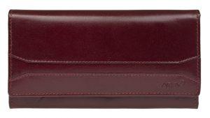 Lagen Dámská kožená peněženka W-2025/B Red