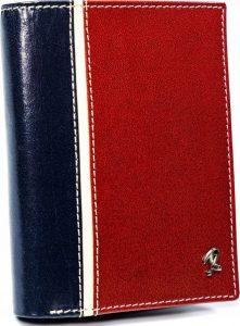 ROVICKY PÁNSKÁ MODRO-ČERVENÁ PENĚŽENKA 331-RBA-D NAVY-RED Velikost: univerzální