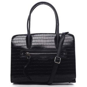 Dámská kabelka černá – David Jones Camille černá