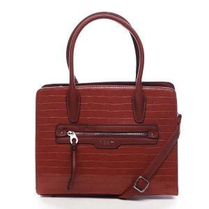 Dámská kabelka červená – David Jones Camille červená