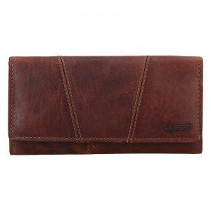Dámská peněženka Lagen Kalisto – hnědá