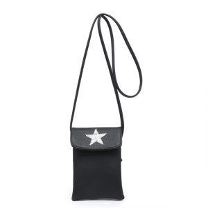 Kabelka Stars n.1 Mini – černá
