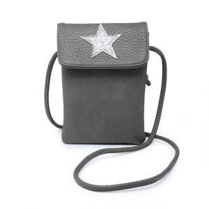 Kabelka Stars n.1 Mini – šedá