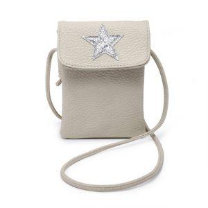 Kabelka Stars n.1 Mini – béžová