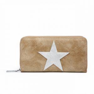 Peněženka Stars n.1 – béžová