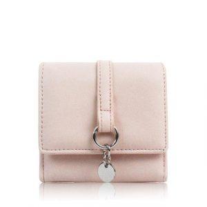 Peněženka Quess – růžová růžová