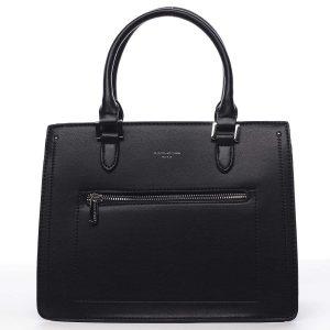 Dámská kabelka do ruky černá – David Jones Samentha černá