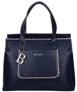 Bulaggi Dámská kabelka Zsazsa shopper piping 30887 Dark blue