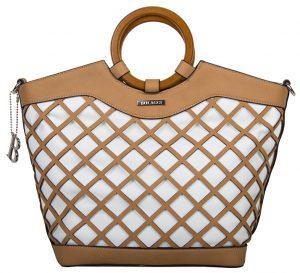 Bulaggi Dámská kabelka Frannie shopper 30895 Camel